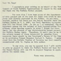 Letter : 1954 June 18