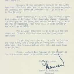 Letter: 1954 August 12