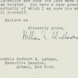 Letter : 1936 December 3