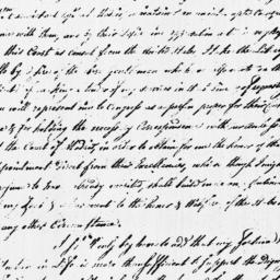 Document, 1783 April 02