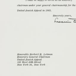 Letter : 1962 July 10