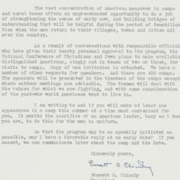 Letter : 1942 June 20