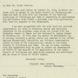 Letter : 1946 December 14