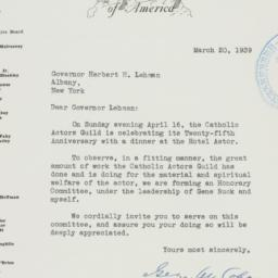 Letter : 1939 March 20
