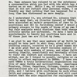 Letter : 1944 February 29