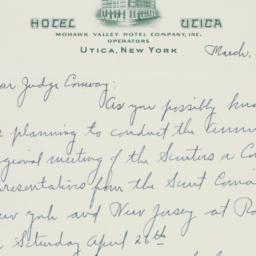 Letter : 1941 March 24