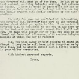 Letter : 1943 June 22