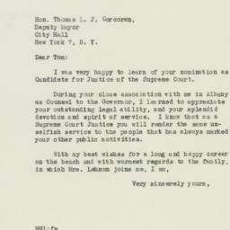 Letter : 1946 September 17
