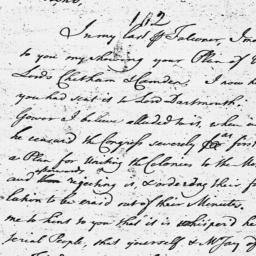 Document, 1775 February 25