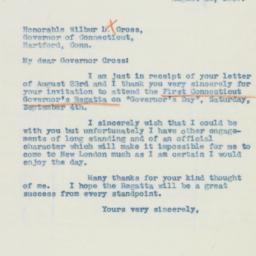 Letter : 1937 August 26