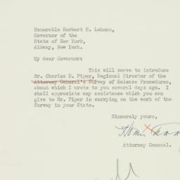 Letter: 1956 January 30