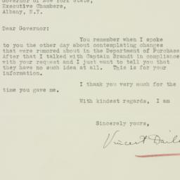 Letter : 1932 February 3