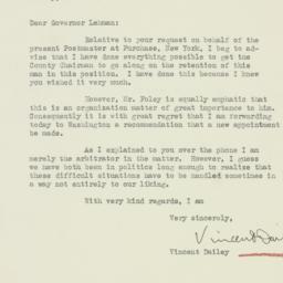 Letter : 1933 July 10