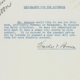 Letter : 1937 February 8