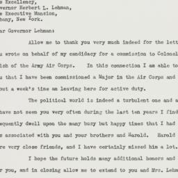 Letter : 1942 June 22