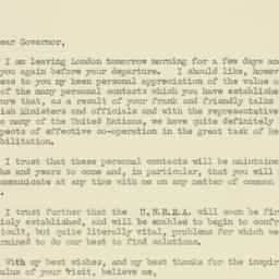 Letter : 1943 April 22