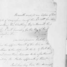 Document, 1779 April 07