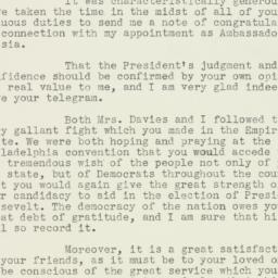 Letter : 1936 November 27