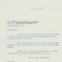 Letter : 1941 July 5
