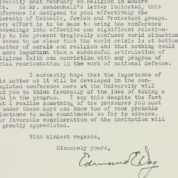 Letter : 1940 July 9