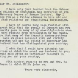 Letter : 1955 April 4