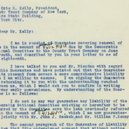 Letter : 1931 May 27