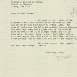 Letter : 1932 April 19
