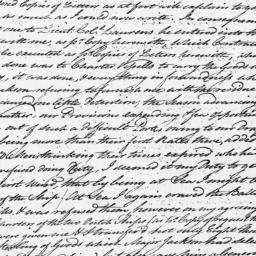 Document, 1781 September 30