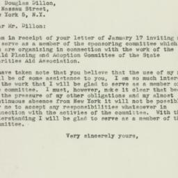 Letter : 1946 January 26