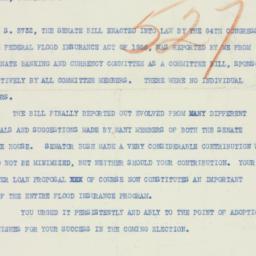 Telegram : 1956 October 11