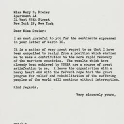 Letter : 1946 March 24