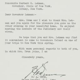 Letter : 1939 March 3