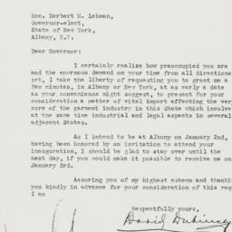 Letter : 1932 December 21