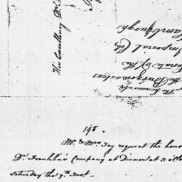 Document, 1783 February 03