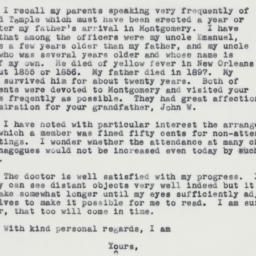 Letter : 1962 June 18