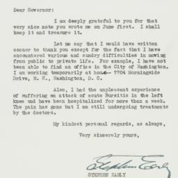 Letter: 1945 June 23