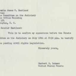 Letter : 1956 July 11