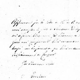 Document, 1784 December 28