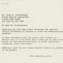 Letter : 1944 March 2
