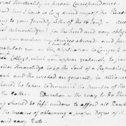 Document, 1785 March 24