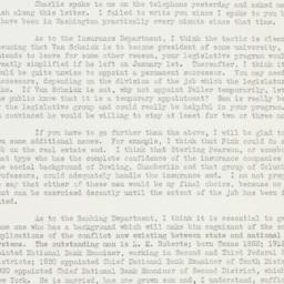 Letter : 1934 December 6