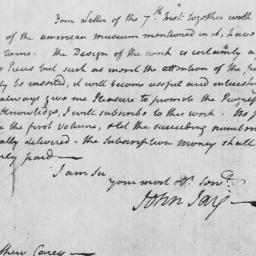 Document, 1787 September 08