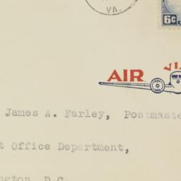 Envelope: 1938 May 24