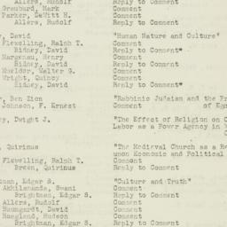 Administrative Record: 1946...