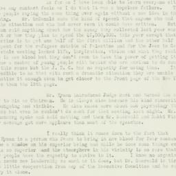 Letter : 1934 March 25