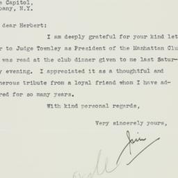 Letter : 1939 January 17