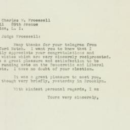 Letter : 1949 September 20