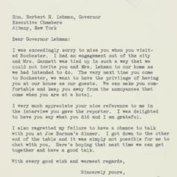 Letter : 1935 September 10