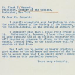 Letter : 1937 December 27