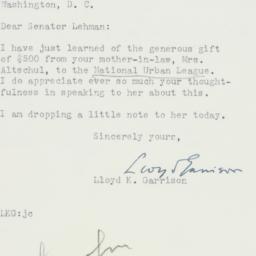 Letter : 1952 January 4